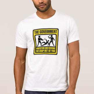A camisa do governo