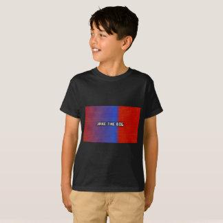 a camisa do miúdo