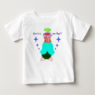 A camisa do miúdo: Nascer a ser seu anjo!