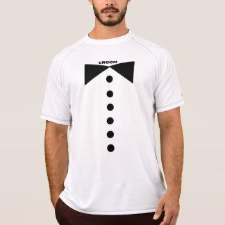 A camisa do noivo - - camisetas