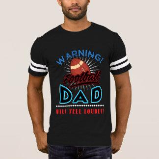 A camisa do pai do futebol, pai gritará alta