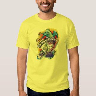 A camisa do palhaço tshirts