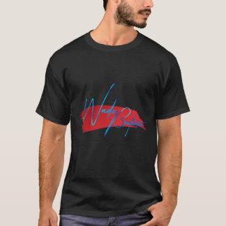 a camisa do passeio