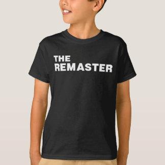 A camisa do REMASTER da gota do Mic do encore do