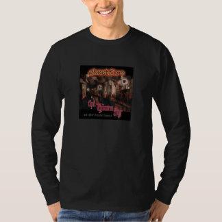 A camisa dos cavalheiros do gabarito de Ghostfire
