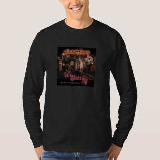 A camisa dos cavalheiros do gabarito de Ghostfire Tshirt