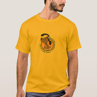 A camisa dos homens