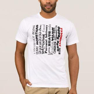 A camisa dos homens americanos do roupa