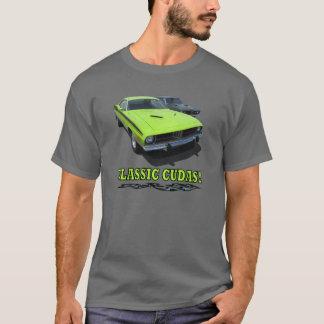"""A camisa dos homens com """"o CUDAS CLÁSSICO! """""""