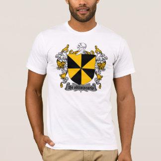 A camisa dos homens de Campbell