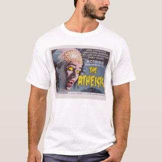 A camisa dos homens do cartaz cinematográfico da