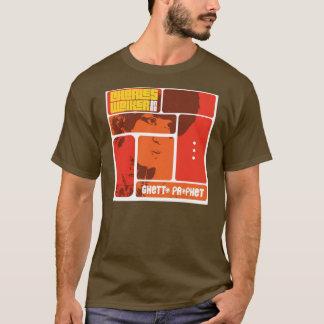 "A camisa dos homens do profeta gueto"" da banda do"