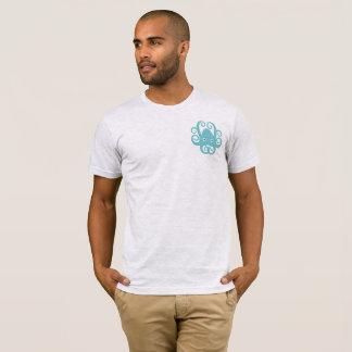 A camisa dos homens simples