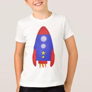 A camisa dos miúdos do navio de Rocket