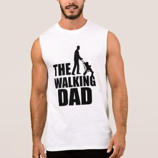 A camisa engraçada de passeio do pai