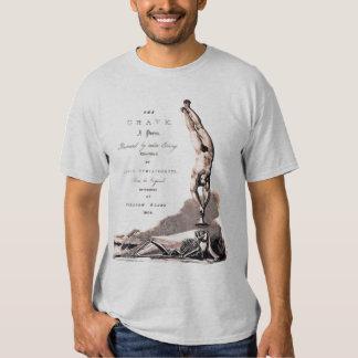 A camisa grave camisetas