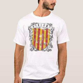 A camisa leve dos homens de Catalonia