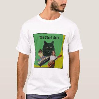 A camisa oficial da banda t dos gatos pretos