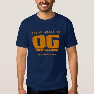 A camisa original de OG T-shirts