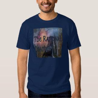 A camisa selvagem racional t-shirt