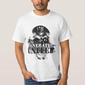 A camisa unida gerador camiseta