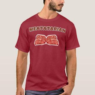 A camisa viril de Meatatarian