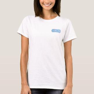 A camiseta das senhoras do cubo de Siebel
