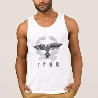 A camisola de alças de Aquila Eagle do império