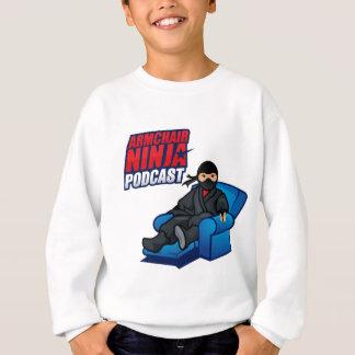 A camisola do miúdo do Podcast de Ninja da Agasalho