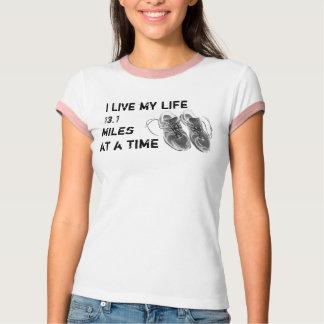A campainha das senhoras - vida 13,1 milhas de tshirts