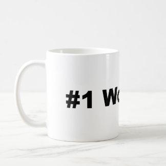 A caneca de café a mais má de #1 Ta