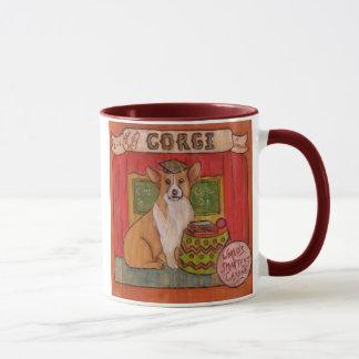 A caneca de café canina a mais esperta do mundo