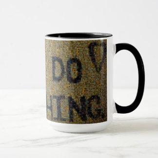 a caneca de café combinado de 15 onças faz algo