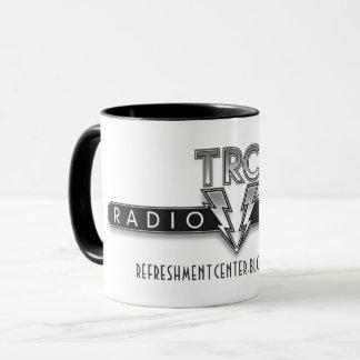 A caneca de café do centro || TRC do rafrescamento