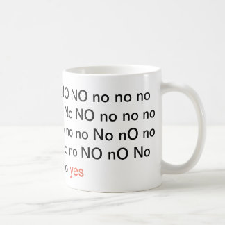A caneca de café do chefe