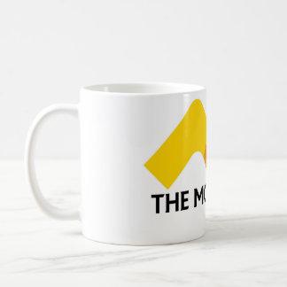 A caneca de café do método de McClellan