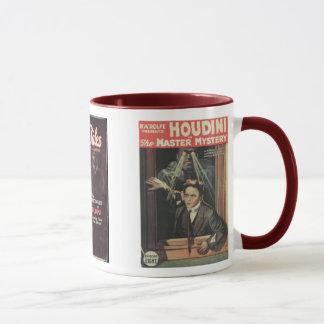 A caneca de Harry Houdini