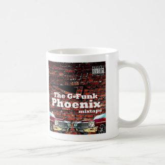 A caneca de Phoenix do G-Funk