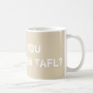 A caneca de Tafl