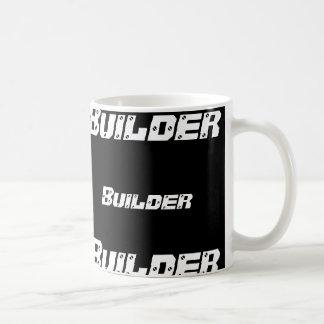 A caneca do construtor