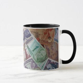 A caneca do dinheiro