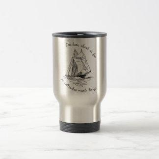 A caneca do marinheiro