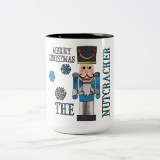A caneca do Natal do Nutcracker