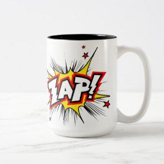 A caneca do Zap