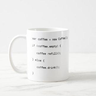 A caneca essencial do programador