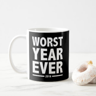 A caneca sempre 2016 a mais má do ano
