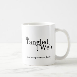 A caneca Tangled da lembrança da foto da Web