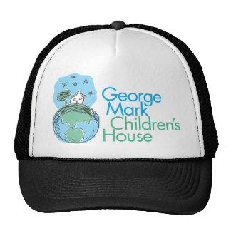 A casa das crianças da marca de George Bone