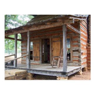 A casa de registro de Himes - Euless, Texas Cartão Postal