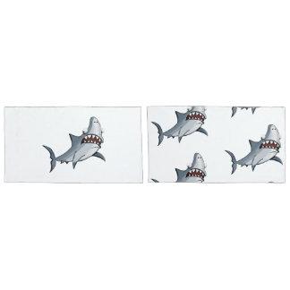 A casa do escritório do tubarão personaliza